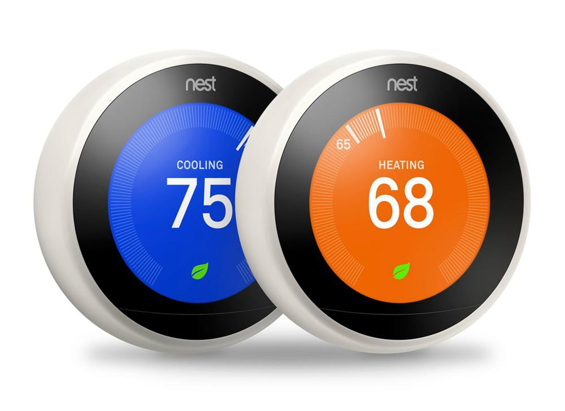 Programmable Thermostats HVAC Sandy Springs